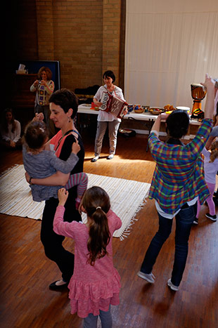 Image 28 Dancing with mummy...