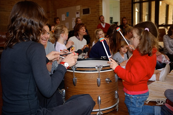 Image 37 Keeping the beat is fun and easy