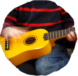 Strumming Fun - Ukulele group class