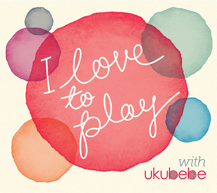 I Love to Play with Ukubebe (CD)
